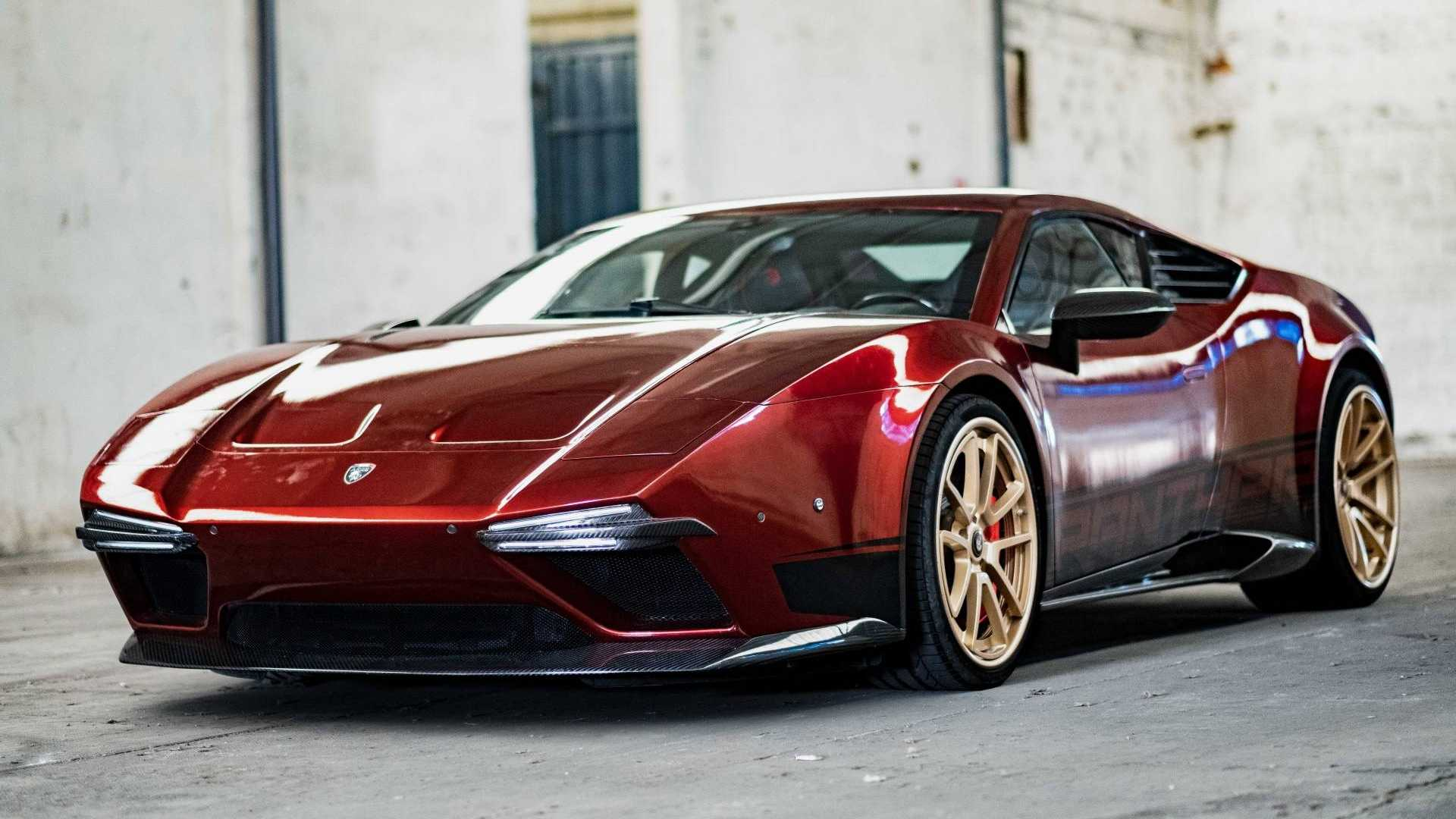 600 PS Ares Panther Lamborghini Huracan Tuning 10 Offiziell: Project Panther & Pony vom Tuner ARES Performance
