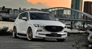 ADMIRATION BELTA Bodykit Mazda CX 5 Tuning 1 1 310x165 Ohne Worte: Titan Knight Widebody Kit am Mazda 3 (BN)