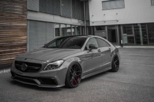 AMG Optik ZP2.1 Felgen Mercedes Benz CLS 500 Tuning 10 310x205 AMG Optik und ZP2.1 Felgen am Mercedes Benz CLS 500