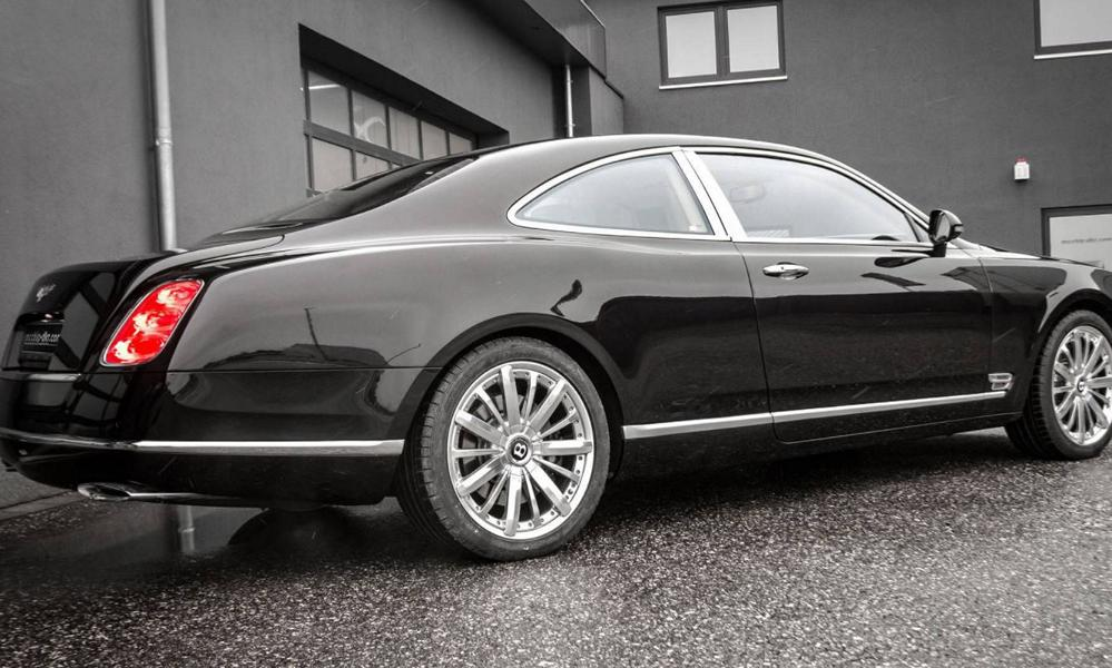 Ares Performance Bentley Mulsanne Coup%C3%A9 Tuning 1 Mach's Dir selbst   Ares Performance Bentley Mulsanne Coupé