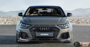 Audi RS1 2018 widebody tuning 310x165 لمَ لا؟ أودي RS1 (A1 II) بواسطة tuningblog.eu