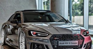 أودي RS5 B9 Rotiform QLB 310x165 نمط M8 الغريب على دودج تشالنجر SRT Widebody