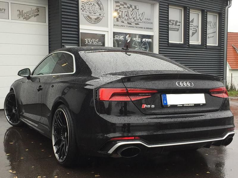 Audi RS5 BBS CH RII Alus TVW Tuning 3 Audi RS5 auf 21 Zoll BBS CH RII Alus by TVW Car Design