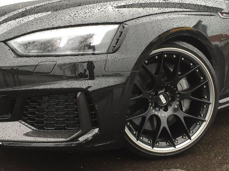 Audi RS5 BBS CH RII Alus TVW Tuning 4 Audi RS5 auf 21 Zoll BBS CH RII Alus by TVW Car Design