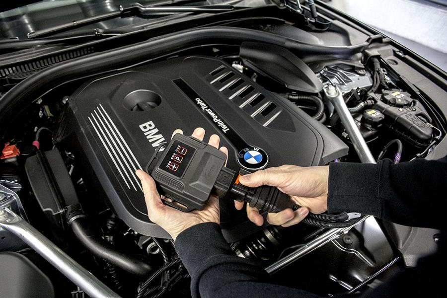 BMW 540i G30 DTE Chiptuning 3 Auf M5 Spuren   BMW 540i (G30) mit 397PS & 530NM by DTE