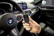 BMW 540i G30 DTE Chiptuning 4 190x127 Auf M5 Spuren   BMW 540i (G30) mit 397PS & 530NM by DTE