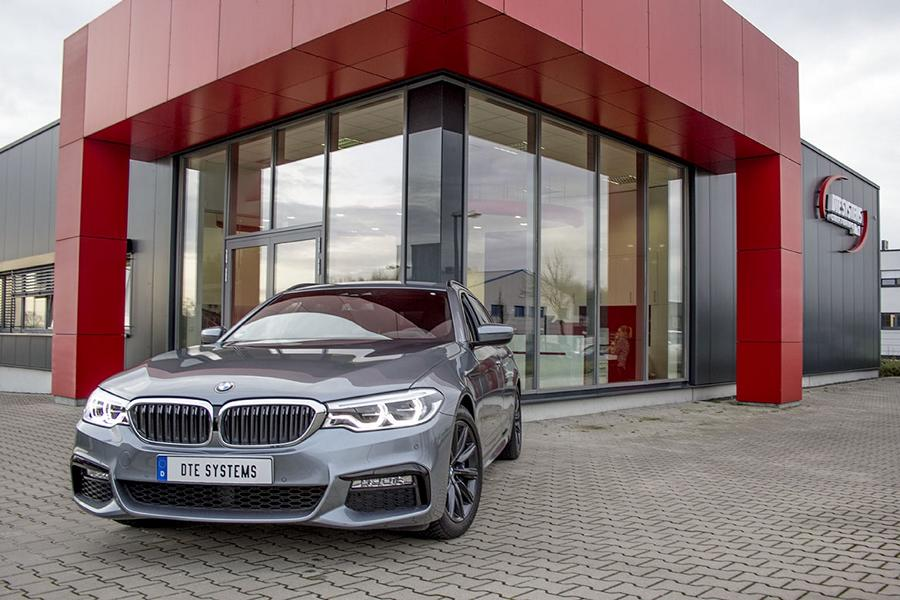 BMW 540i G30 DTE Chiptuning 7 Auf M5 Spuren   BMW 540i (G30) mit 397PS & 530NM by DTE