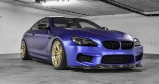 BMW F13 M6 Z Performance Chiptuning 3 310x165 Mega   BMW F13 M6 auf 21 Zoll Z Performance Felgen