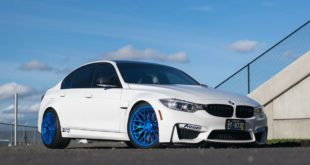 BMW F80 M3 Zito ZF01 Felgen Tuning 6 310x165 BMW F80 M3 Competition von M&D auf Z Performance Alus