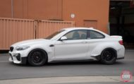 BMW M2 F87 Coupe PSM Dynamic Widebody Tuning 2018 4 190x119 Fett   BMW M2 F87 Coupe mit PSM Dynamic Widebody