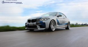 BMW M2 F87 HRE R101 KW Tuning 1 310x165 Video: BMW M2 F87 Coupe mit 530 PS von Evolve Automotive