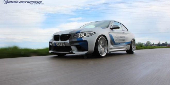 Kleiner Sportler – BMW M2 Coupe von Laptime Performance