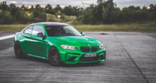 BMW M2 Java Green HRE Alus FF01 Tuning 1 310x165 Because less is more BMW M2 in Java Green on HRE Alus
