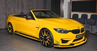 BMW M4 Cabrio AC Schnitzer Speed Yellow 21 310x165 M2 Alternative   AC Schnitzer BMW M140i F20 (ACS1)
