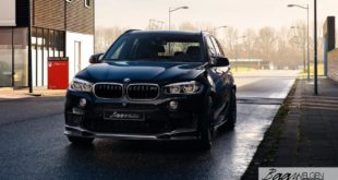 BMW X5M F85 3D Design HR HRE Akrapovic 3 310x165 Optimal modifiziert   BMW X5M F85 vom Tuner Baan Velgen