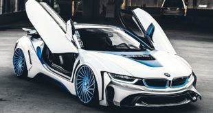 BMW i8 Dark Knight Nummer Garage Eve Ryn Bodykit 1 310x165 Realität   Hoffy Automobiles 710 PS BMW M4 Mamba GT3