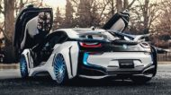 BMW i8 Dark Knight Nummer Garage Eve Ryn Bodykit 2 190x106 Wow   BMW i8 Dark Knight Nummer 2 by Garage Eve Ryn