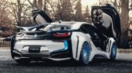 BMW i8 Dark Knight Nummer Garage Eve Ryn Bodykit 6 190x106 Wow   BMW i8 Dark Knight Nummer 2 by Garage Eve Ryn