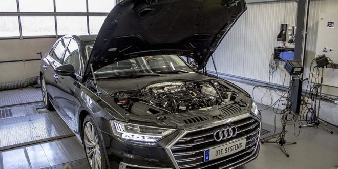 Erster – DTE-Systems Audi A8 D5 mit PowerControl X Chiptuning