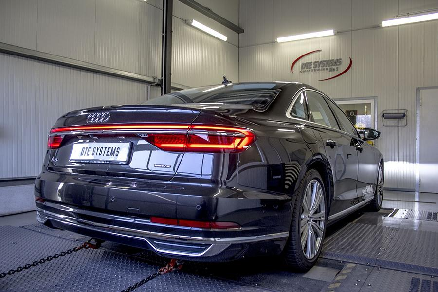 DTE Systems Audi A8 D5 PowerControl X Chiptuning 3 Erster   DTE Systems Audi A8 D5 mit PowerControl X Chiptuning