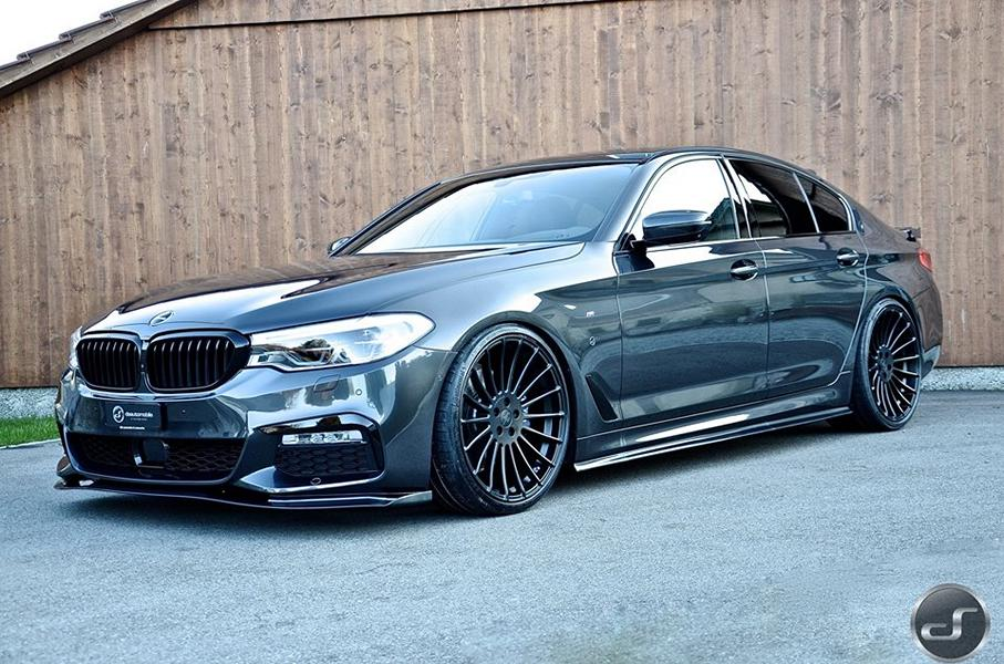 Mega Hamann Bmw G30 By Ds Automobile Amp Auto Works Tuningblog Eu Magazine