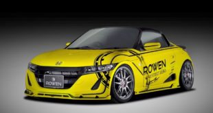 Honda S660 Kei Car Tuning Rowen International Bodykit 13 310x165 IZ Metal & Candy Painting: das Autos als fahrendes Kunstwerk