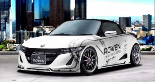 Honda S660 Kei Car Tuning Rowen International Bodykit 17 310x165 Kleines Honda S660 Kei Car vom Tuner Rowen International