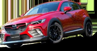 Knight Sports Widebody Kit Mazda CX 3 Tuning 38 310x165 Schickes Knight Sports Widebody Kit am Mazda CX 3 SUV