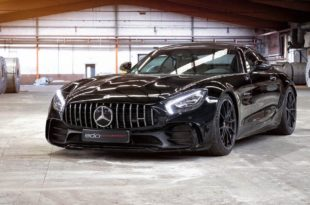 Mercedes AMG GT R EDO Competition Chiptuning 2018 1 310x205 Heftiges Teil   Mercedes AMG GT R von EDO Competition