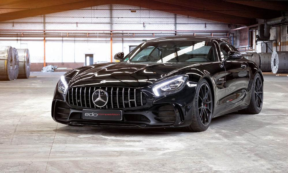 Mercedes AMG GT R EDO Competition Chiptuning 2018 1 Das bringt Tuning   Edo Mercedes AMG GT R mit Fabelzeit