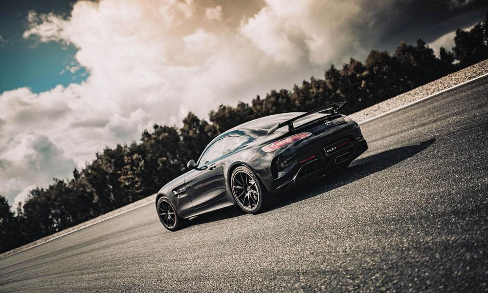 Mercedes AMG GT R EDO Competition Chiptuning 2018 8 Das bringt Tuning   Edo Mercedes AMG GT R mit Fabelzeit