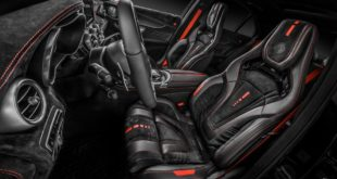 Mercedes C43 AMG Interieur Carlex Design Tuning 5 1 310x165 Nissan Navara Navy Limited Edition   by Carlex Design