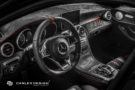 Mercedes C43 AMG Interieur Carlex Design Tuning 6 1 135x90 Brandneuer Mercedes C43 AMG mit Interieur by Carlex Design