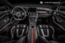 Mercedes C43 AMG Interieur Carlex Design Tuning 8 1 135x90 Brandneuer Mercedes C43 AMG mit Interieur by Carlex Design