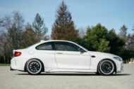 Performance Technic BMW M2 BBS Tuning 18 190x127 Traum in weiß   Performance Technic BMW M2 auf BBS Felgen