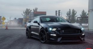 Shelby Ford Mustang GT350 Tuning Vossen Felgen 9 310x165 Highlight   Audi S8 auf neuen Vossen Forged ML X3 Felgen