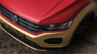 Top Secret Tuning VW T ROC Airride 4 190x107 Mega auffällig   Top Secret Tuning VW T ROC mit Airride