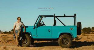 Unikatoo Defender Tuning 310x165 Info: Distanzscheiben / Spurplatten welches System kaufen?
