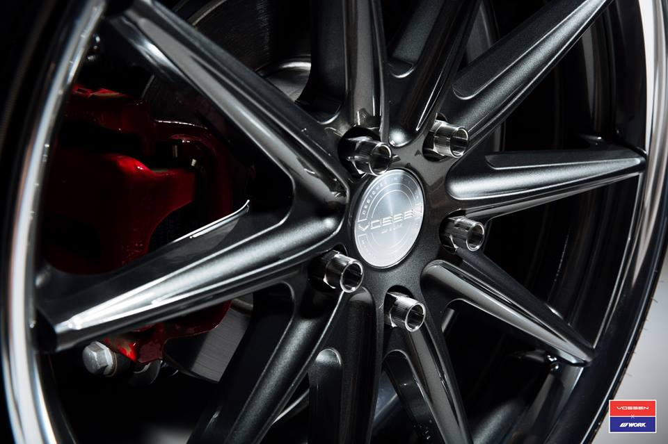 Vossen Wheels VWS-1 VW Golf GTi MK7 Tuning (14)