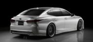 Wald International Bodykit LEXUS LS 500h Tuning 2018 3 190x85 Perfekt   Wald Internationale Bodykit am LEXUS LS 500h