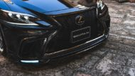 Wald International Bodykit Lexus LS500 Tuning 2018 6 190x107 Perfekt   Wald Internationale Bodykit am LEXUS LS 500h