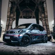 Weathered Electric Apocalypse Look Skepple BMW I3 Folierung 2 190x190 Weathered Electric Apocalypse Look am Skepple BMW I3