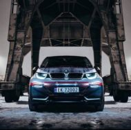 Weathered Electric Apocalypse Look Skepple BMW I3 Folierung 3 190x188 Weathered Electric Apocalypse Look am Skepple BMW I3
