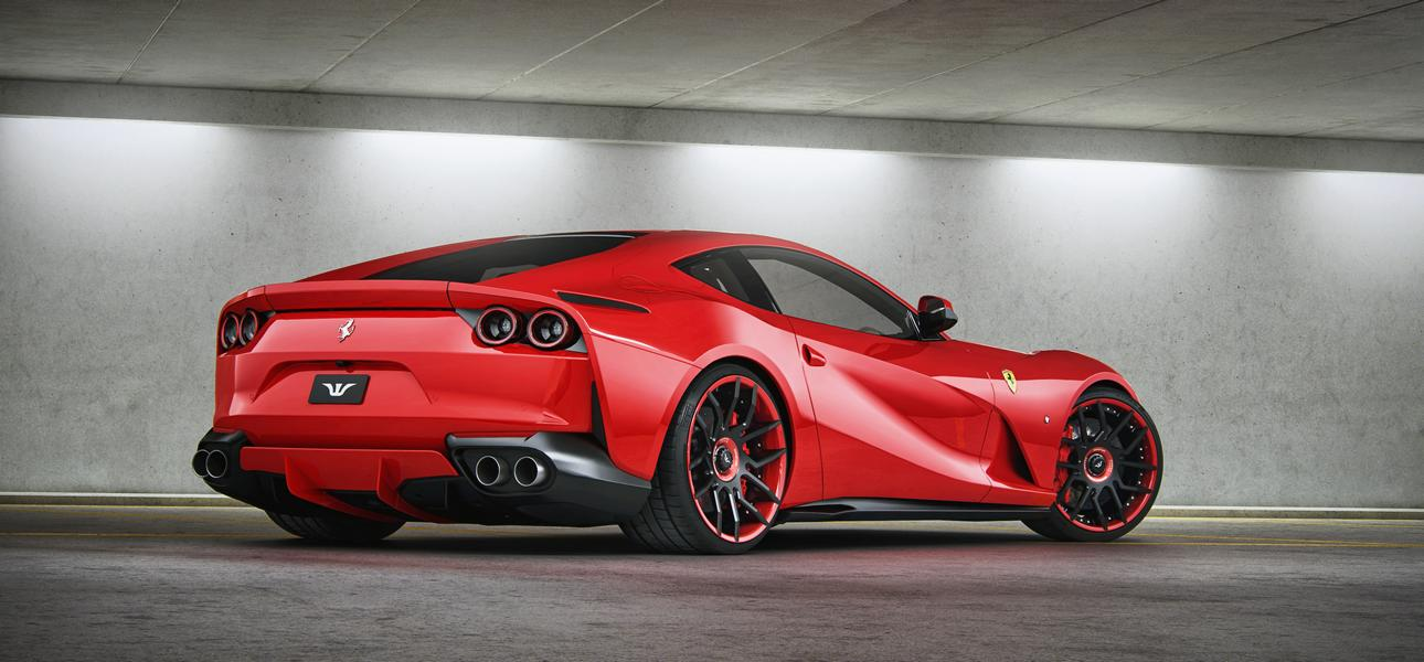 Wheelsandmore Ferrari 812 Superfast Tuning 2018 2 Wheelsandmore Ferrari 812 Superfast noch Superfaster