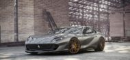 Wheelsandmore Ferrari 812 Superfast Tuning 2018 6 190x88 Wheelsandmore Ferrari 812 Superfast noch Superfaster