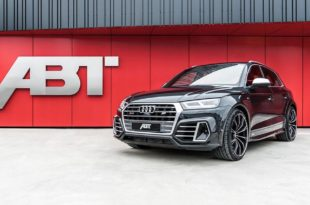 Widebody ABT Audi SQ5 Tuning 2018 1 310x205 Widebody Aeropaket und 425 PS für den ABT Audi SQ5