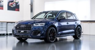 Widebody Aeropaket 2018 ABT Audi SQ5 Tuning 1 310x165 Einzelstück   2018 ABT Sportsline Audi R8 Art Car am See