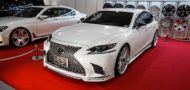 lexus ls wald Bodykit Tuning 3 190x90 Perfekt   Wald Internationale Bodykit am LEXUS LS 500h