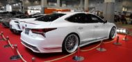 lexus ls wald Bodykit Tuning 8 190x90 Perfekt   Wald Internationale Bodykit am LEXUS LS 500h