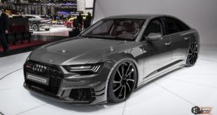 2018 Audi A6 C8 Limousine mit RS Line Bodykit 310x165 Mega fett   Widebody Audi RS5 Coupe (F5) by tuningblog